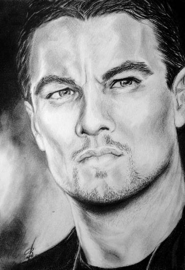 Leonardo DiCaprio par bashya